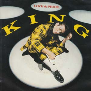 King Love and Pride Single Cover