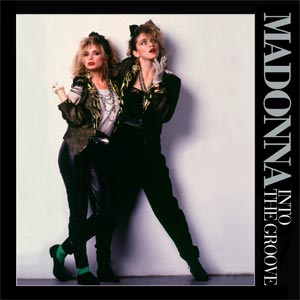 Madonna Into The Groove Single Cover