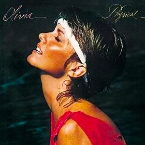 Olivia Newton John Physical Single Cover