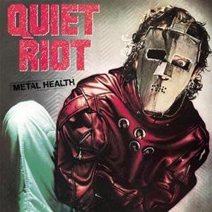Quiet Riot Metal Health Album Cover