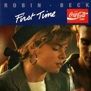 Robin Beck First Time Single Cover