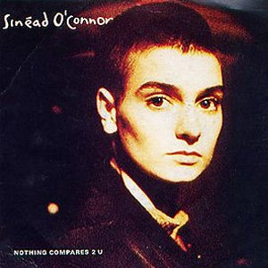 Sinead O Connor Nothing Compares To You single cover