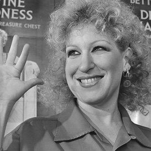 Bette Midler 1981