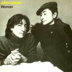 John Lennon - Woman - Single Cover