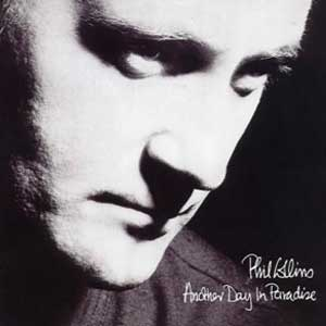 Phil Collins Another Day In Paradise Single Cover