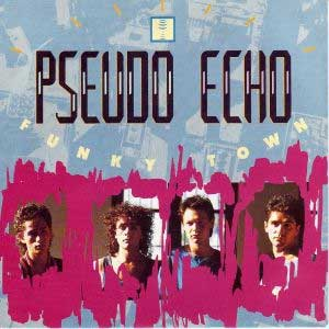 Pseudo Echo - Funkytown - Single Cover