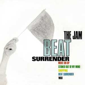 The Jam Beat Surrender Single Cover