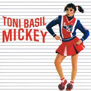 Toni Basil Mickey Single Cover
