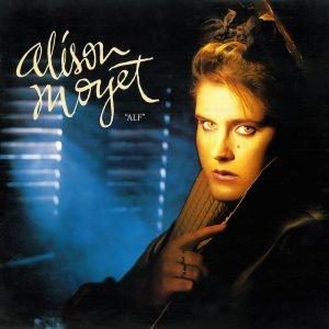 Alison Moyet Alf Album Cover