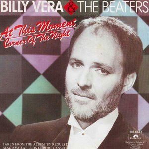 Billy Vera and the Beaters - At This Moment - Single Cover