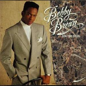 Bobby Brown Don't Be Cruel Album Cover