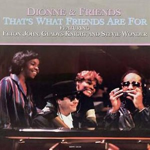 Dionne & Friends That's What Friends Are For Single Cover