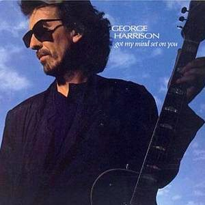 George Harrison Got My Mind Set on You Single Cover