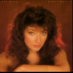 Kate Bush - Experiment IV - Single Cover