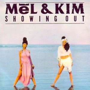 Mel & Kim Showing Out (Get Fresh at the Weekend) Single Cover