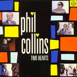 Phil Collins Two Hearts Single Cover