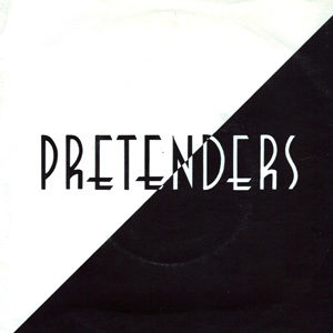 Pretenders Brass in Pocket Single Cover