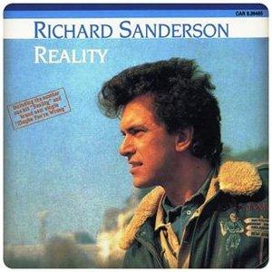 Richard Sanderson Reality Single Cover