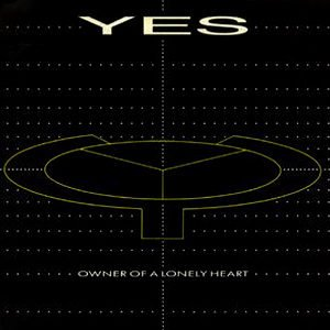 Yes Owner of a Lonely Heart Single Cover
