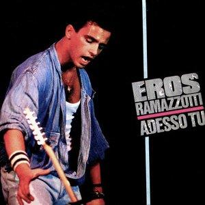 Eros Ramazzotti Adesso Tu Single Cover