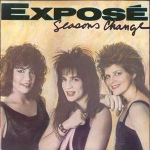 Exposé Seasons Change Single Cover