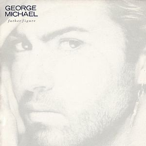 George Michael Father Figure Single Cover
