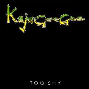 Kajagoogoo Too Shy Single Cover