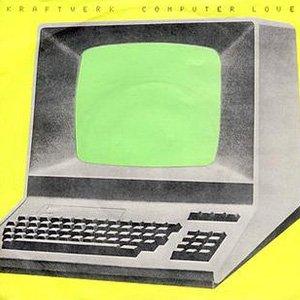 Kraftwerk Computer Love / The Model Single Cover
