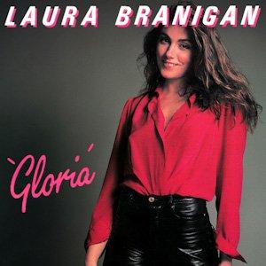 Laura Branigan Gloria Single Cover
