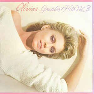 Olivia Newton John Greatest Hits vol. 3 Album Cover
