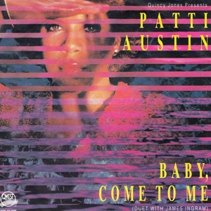 Patti Austin James Ingram Baba Come To Me Single Cover