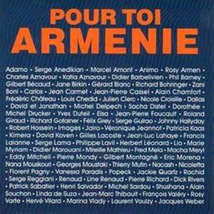 Pour toi Arménie - Single Cover