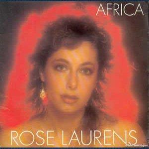 Rosé Laurens Africa Single Cover