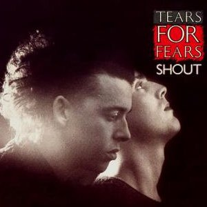 Tears For Fears Shout Single Cover
