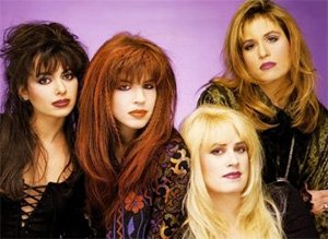 The Bangles 80s