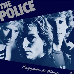 The Police Regatte de Blanc Album Cover