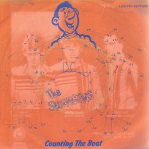 The Swingers - Counting The Beat - Single Cover