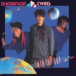 Thompson Twins Into the Gap Album Cover