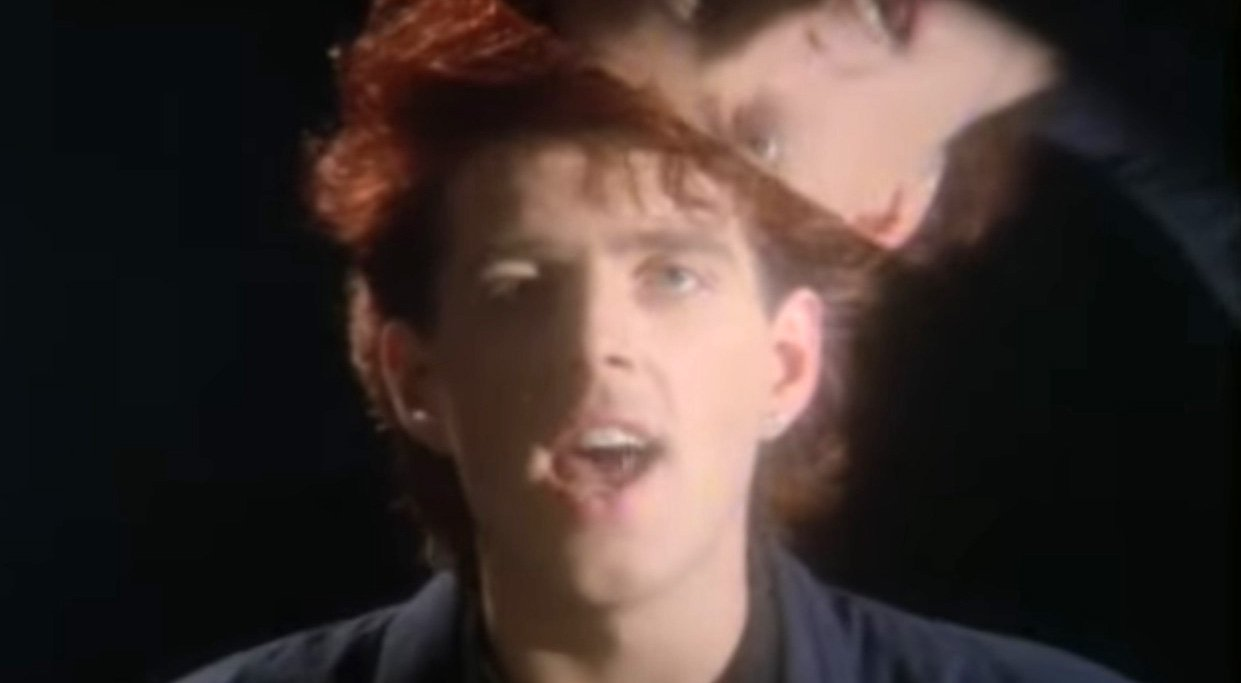 Thompson Twins - Sister of Mercy - Official Music Video