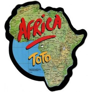Toto Africa Single Cover