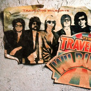 The Traveling Wilburys  vol. 1 album cover