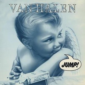 Van Halen Jump Single Cover