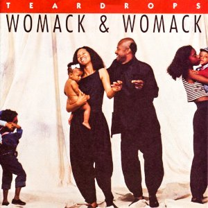 Womack & Womack Teardrops Single Cover