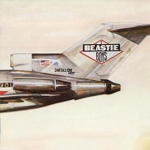 Beastie Boys Licensed to Ill Album Cover