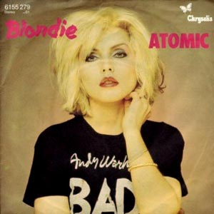 Blondie Atomic Single Cover