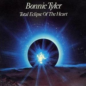 Bonnie Tyler Total Eclipse of the Heart Single Cover