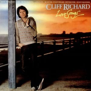 Cliff Richard Love Songs Album Cover