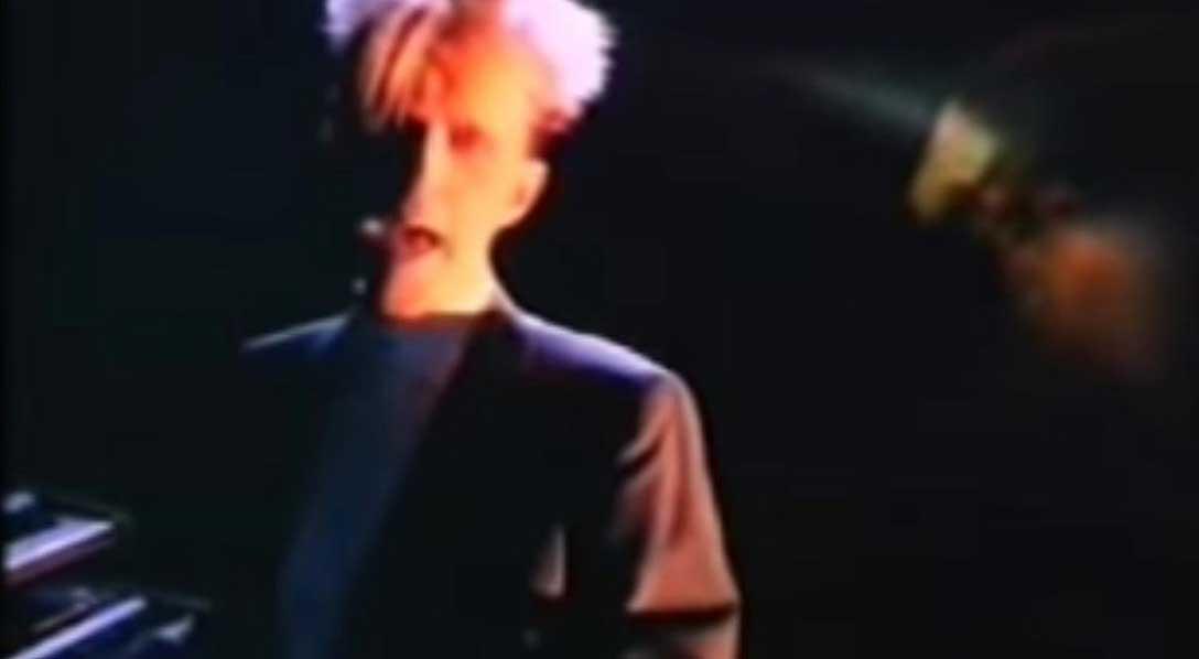 Howard Jones - Hide & Seek - Official Music Video