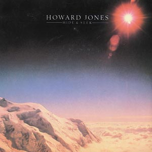 Howard Jones - Hide & Seek - Single Cover