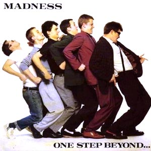 Madness - One Step Beyond - Single Cover